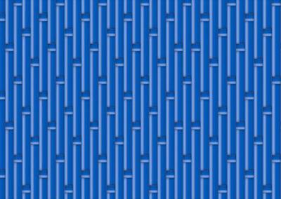 bleu gitane